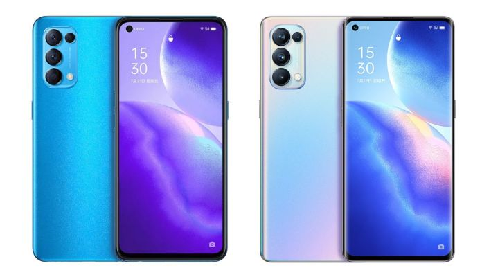 OPPO Launched the Reno5 Pro 5G in India with the Dimensity 1000+ and a Slim Frame