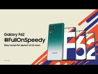 Samsung Launches the Galaxy F62 Smartphone in India with Exynos 9825 and a 7,000mAh Battery