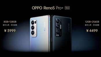 Oppo preps the Reno5 Pro+ 5G for international launch with new name