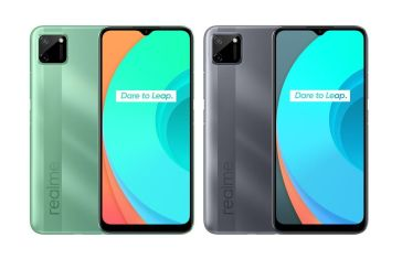 Realme C11 (2021) passes through FCC, reveals massive 5000mAh battery
