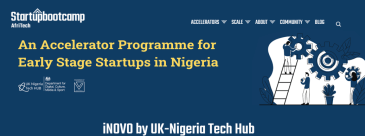 Ten Nigerian start-ups have been selected for the iNOVO accelerator program