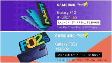 Samsung planning on April launch for Galaxy F12/ F02s