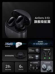Redmi unveils the AirDots 3 Pro in China for 349 Yuan (~$55)