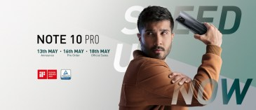 Infinix Note 10 Pro to arrive in Pakistan on May 13