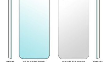 Xiaomi patents new design that sees an all-edge screen phone