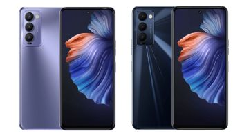 Tecno Camon 18, 18P Arrives with up to 120Hz Display, 48MP Triple Cameras, and 5,000mAh Batteries