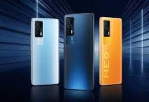 Specifications of the iQOO Neo5s Tipped, May Arrive Soon