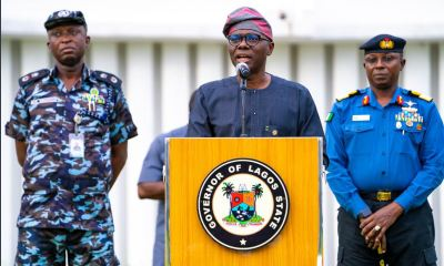 Opebi HELICOPTER CRASH; LAGOS STATE BEGINS RECONSTRUCTION