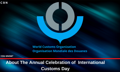 About The Annual Celebration of International Customs Day