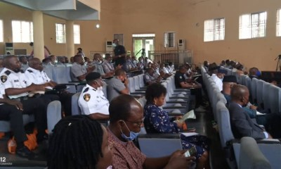 Federal Ministry of Finance, Budget and National Planning holds VREG sensitization Seminar in Lagos