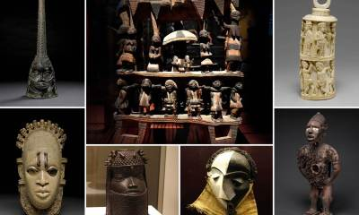 Germany to Return 7,000 Artefacts to Nigeria in October 2021