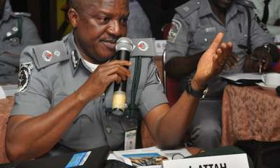 Customs Generates N1.003tr in Six Months
