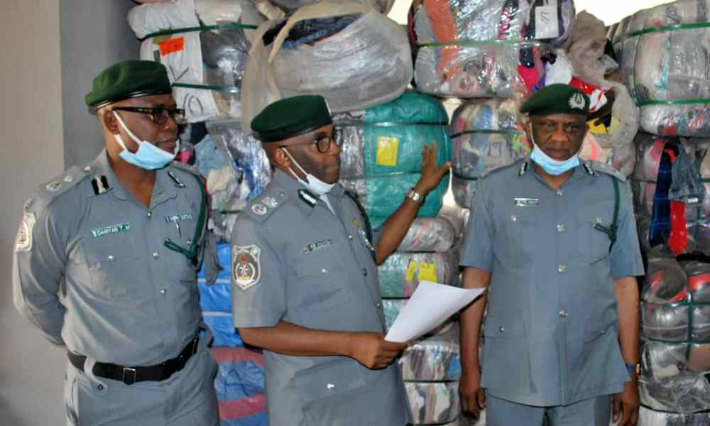 Customs FOU Zone B, Kaduna Records 70 Seizures Worth Over N270M in 1 Month.  - NCBN