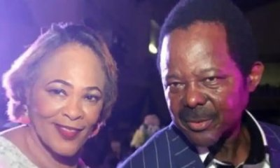 President Buhari mourns Sunny Ade's wife, Risikat