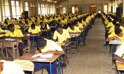 F.G. Bans SSS1, SSS2 Students from Taking WASSCE, NECO, NABTEB