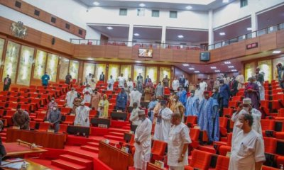 Senate Passes The 2022-2024 Medium Term Expenditure And Fiscal Strategy Paper, Retains President Buhari's Projections