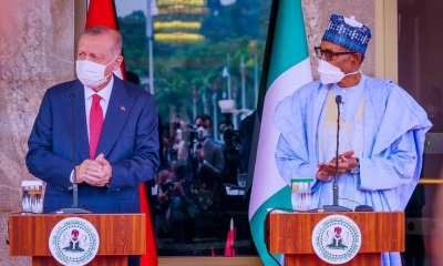 Nigeria, Turkey Sign Bilateral Agreements On Various Sectors