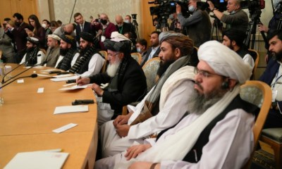 Russia hosts Taliban, calls for inclusive Afghan gov't