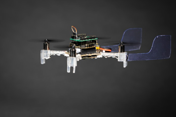 autonomous drone image, smellicopter for Network Tigers News