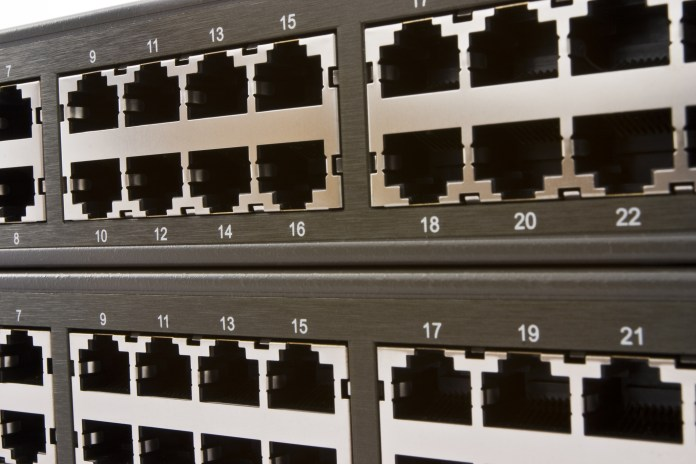 used network switch