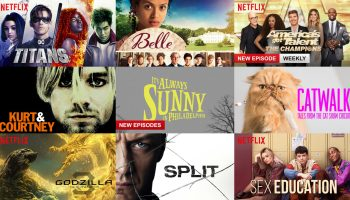 This Week's New Releases on Netflix UK (8th February 2019