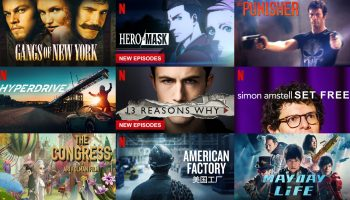 Full List of Everything Added to Netflix USA This Week (6th