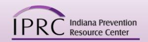Indiana Prevention Resource Center Logo