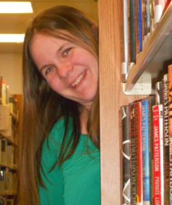Jamie Paicely, Library Director