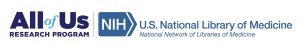 NNLM All of Us CEN Co-branded logo