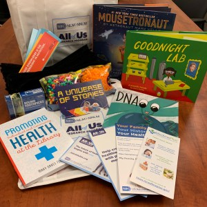 Exploring Genetics with Kids and Teens Kit materials