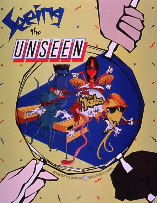 Seeing the Unseen Poster
