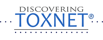 Discovering TOXNET logo