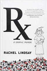 RX A Graphic Memoir book cover