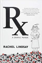 RX A Graphic Memoir book cover