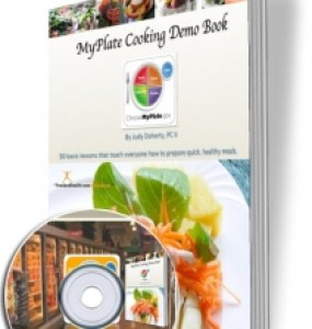MyPyramid Cooking Demo Kit