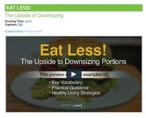 Portion Control Presentation
