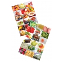 Fruit and Vegetable Photo Poster Set - Healthy Food Photo Posters