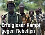 """Rebellen der """"Widerstandsarmee des Herren"""""""