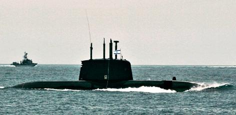 U-Boot der Dolphin-Klasse