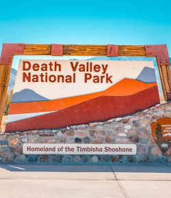 Tips for Camping in Death Valley National Park