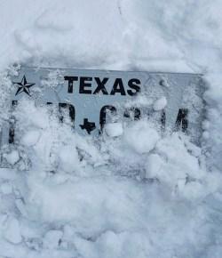 Kodiak Mini 2.0 Helps During Texas Snow Storm