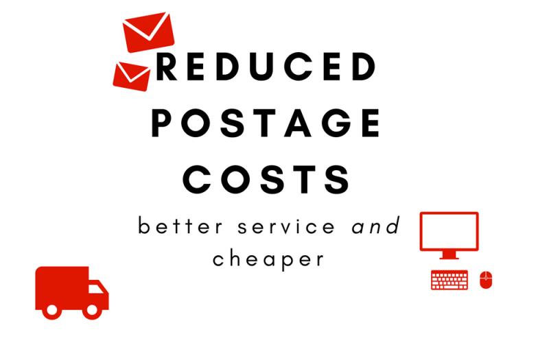 cheaper postage