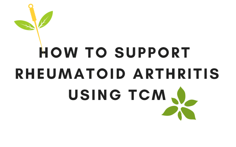 Rheumatoid Arthritis Week - How TCM Can Help | News