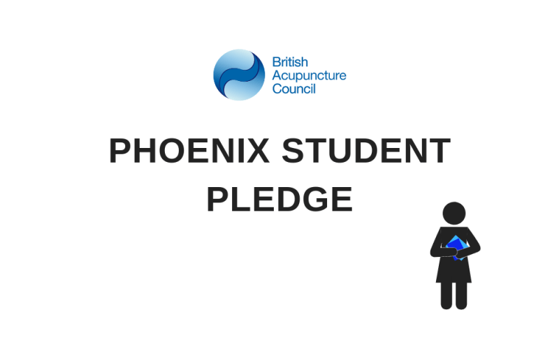 BAcC student pledge