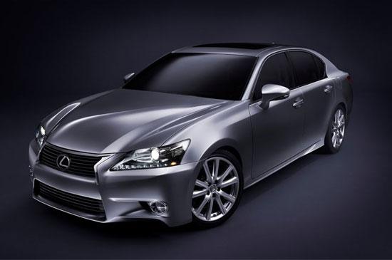 เลกซัส แนะนำซีรีส์ GS ยานยนต์แห่งอนาคตเป็นครั้งแรกในญี่ปุ่น