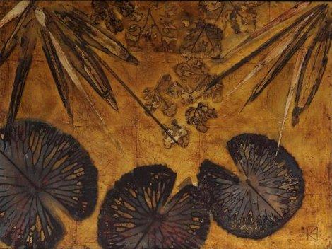 โนโวเทลภูเก็ต วินเทจ พาร์ค จัดนิทรรศการศิลปะภาพพิมพ์ด้วยใบไม้