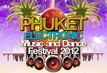 Phuket Electronic Music and Dance Festival Count Down 2013
