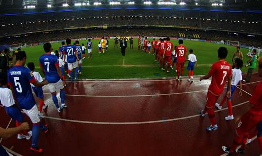 football thailand