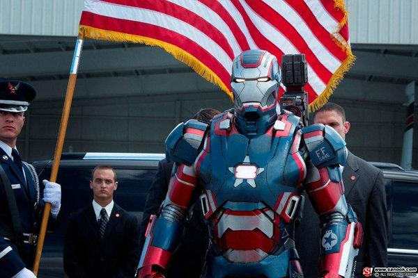 อลังการ Iron Man 3