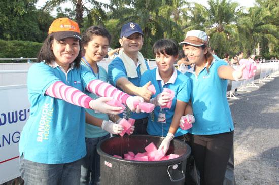 รพ.กรุงเทพภูเก็ต ร่วมดูแลใน Laguna Phuket International Marathon